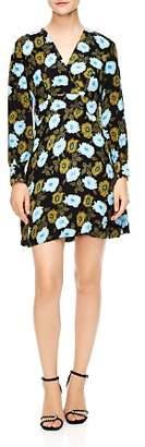 Sandro Brut Floral Dress