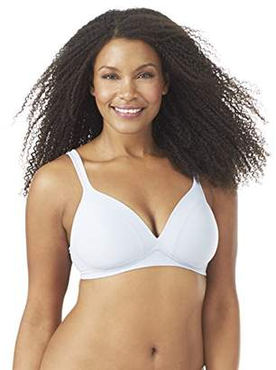 Warner's Women's Plus Size Play It Cool Wirefree Contour Bra