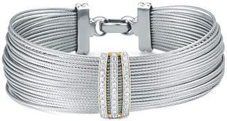 Alor Classique 18K 0.35 Ct. Tw. Diamond Bracelet