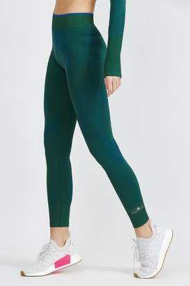 Adidas da stella mccartney green donne 'atletico pantaloni shopstyle