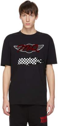 McQ Black Racer T-Shirt