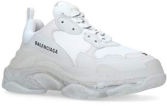 Balenciaga Triple S Clear Sneakers