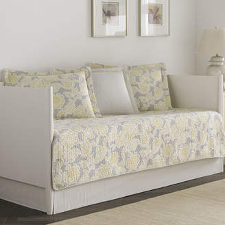Laura Ashley Joy 5 Piece Reversible Daybed Set by Home