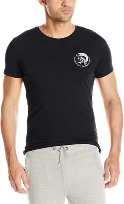 Diesel Men's Essentials Michael Mohican Crew Neck T-Shirt