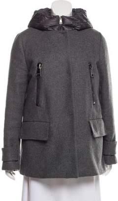 Moncler Euphemia Padded Coat