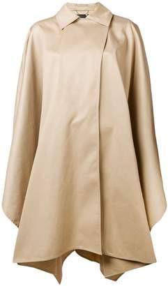 Givenchy classic midi cape