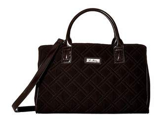 Vera Bradley Triple Compartment Bag Satchel Handbags