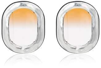 All Blues 925 sterling silver Airplane Window earrings