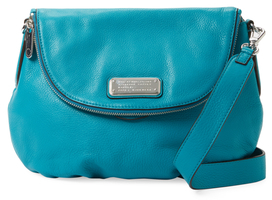 Marc By Marc Jacobs New Q Natasha Leather Crossbody