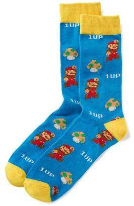 Old Navy Super Mario Bros. Socks for Men