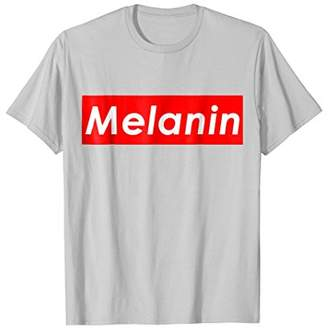 Melanin Shirt History Month Gift Melanin Poppin Queen