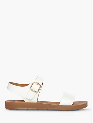 ddd48381f Steve Madden Probable Two Part Flat Sandals