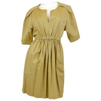 3.1 Phillip Lim Khaki Cotton Dresses