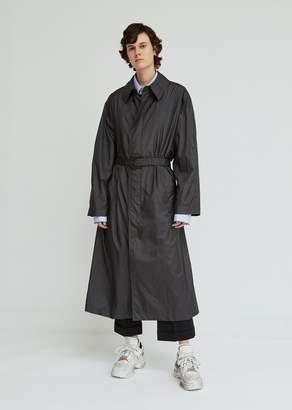 Maison Margiela Techno Taffeta Coat