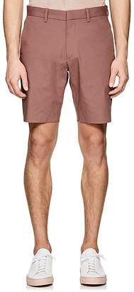 Theory Men's Zaine Cotton Poplin Shorts