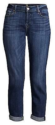 7 For All Mankind Women's Josefina Feminine Boyfriend Jeans