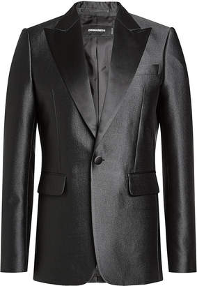 DSQUARED2 Blazer with Silk