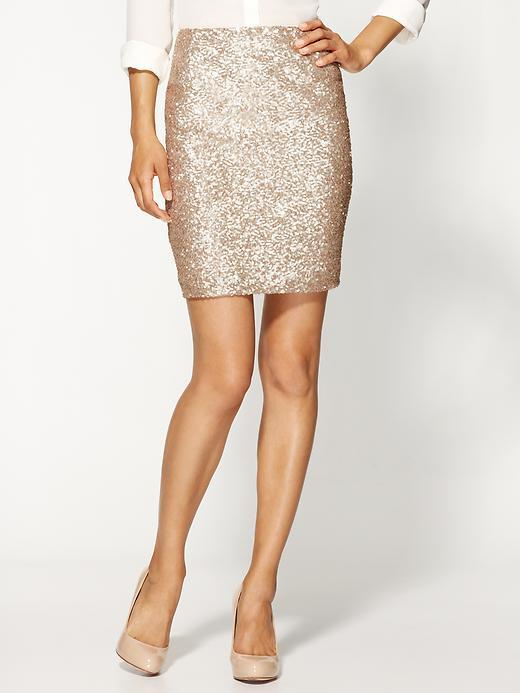 Rachel Zoe Tinley Road Sequin Pencil Skirt