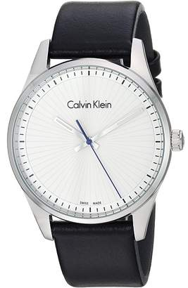 Calvin Klein Steadfast Watch - K8S211C6 Watches