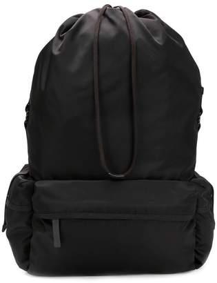 Jil Sander drawstring backpack