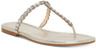 Jessica Simpson Karlee Thong Flat Sandals Women's Shoes