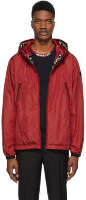 Moncler Red Massereau Jacket