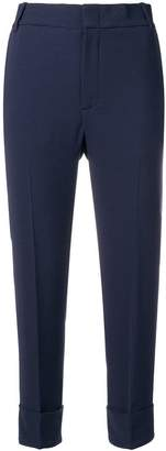 Vince cuffed coin pocket trouser