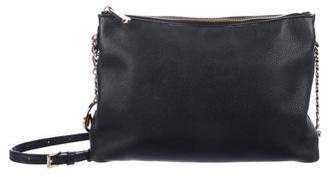MICHAEL Michael Kors Textured Leather Crossbody Bag