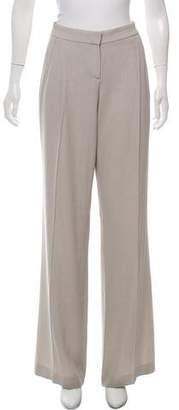 Theory Wool-Blend Wide-Leg Pants w/ Tags