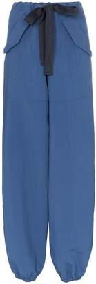 Moncler drawstring fastening track pants