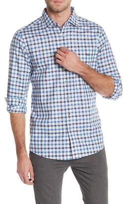 RODD AND GUNN Plymouth Gingham Long Sleeve Original Fit Shirt