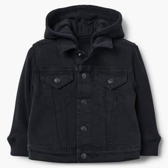 Gymboree Hooded Denim Jacket