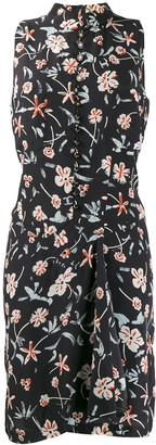Chanel Pre-Owned 2000's floral short dress