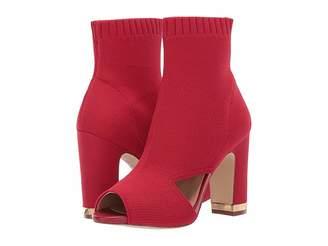 MICHAEL Michael Kors Valerie Open Toe Women's Boots