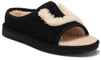 UGG Genuine Shearling Slide (Little Kid & Big Kid)