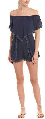 Young Fabulous & Broke Yfb Clothing Flouncy Romper