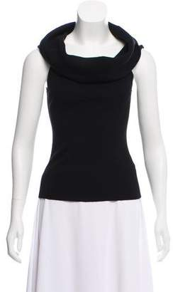 A.L.C. Rib Knit Sleeveless Top