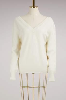 Victoria Beckham V-Neck Sweater
