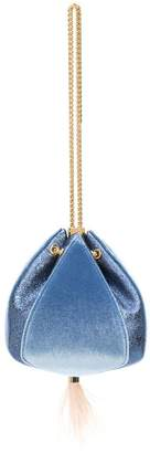 The Volon panelled purse shoulder bag