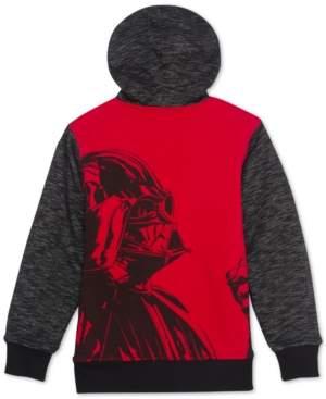 Star Wars Big Boys Vader Sherpa Fleece Hoodie
