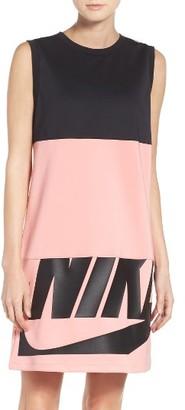 Women's Nike Irreverent Tank Dress $55 thestylecure.com