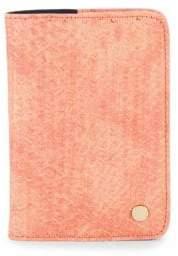 Deux Lux Textured Faux Leather Wallet