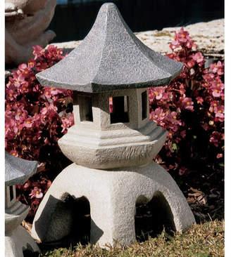 Toscano Design Pagoda Decorative Lantern