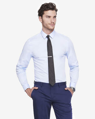 Express Classic Fit French Cuff 1Mx Shirt
