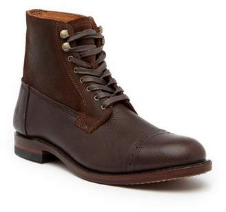 Frye Garrison Leather & Suede Boot