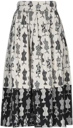 Mariagrazia Panizzi 3/4 length skirts