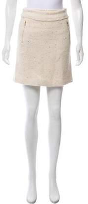 TOMORROWLAND Bouclé Mini Skirt