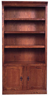 URBAN RESEARCH Millwood Pines Torin Bookcase with Lower Standard Bookcase