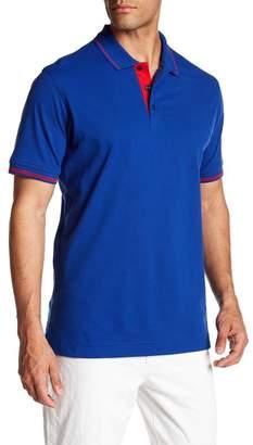 Robert Graham Clock Tower Regular Fit Polo Shirt