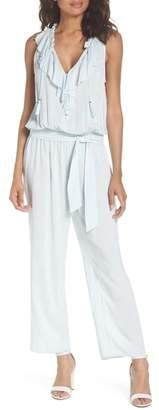 Paige Paletta Crop Culotte Jumpsuit